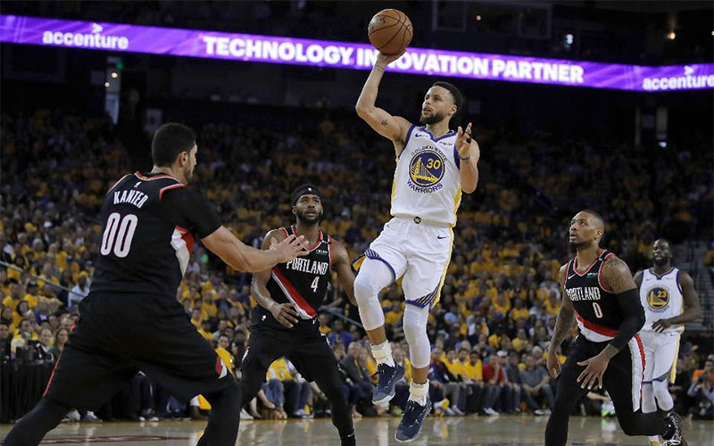 Trail Blazers Vs Warriors NBA Playoffs Game 2 Expert Picks And Betting Odds