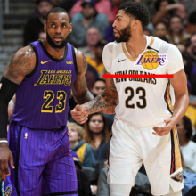 Anthony Davis trade to LA Lakers and Updated NBA Futures Betting Odds