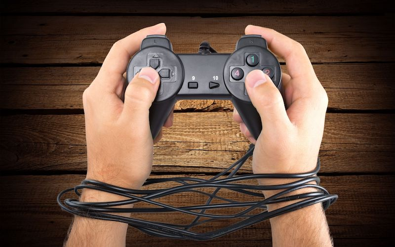 Online Gaming Disorder - Can Gambling Addiction Be Cured