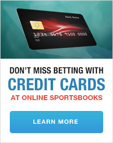 Sports Betting with Credit Cards
