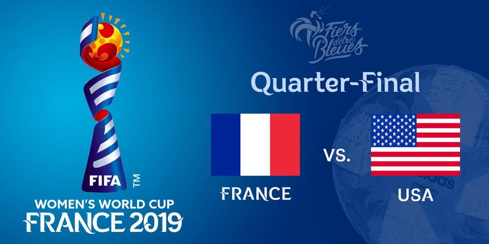 Women's World Cup 2019 France Vs. USA Betting Preview