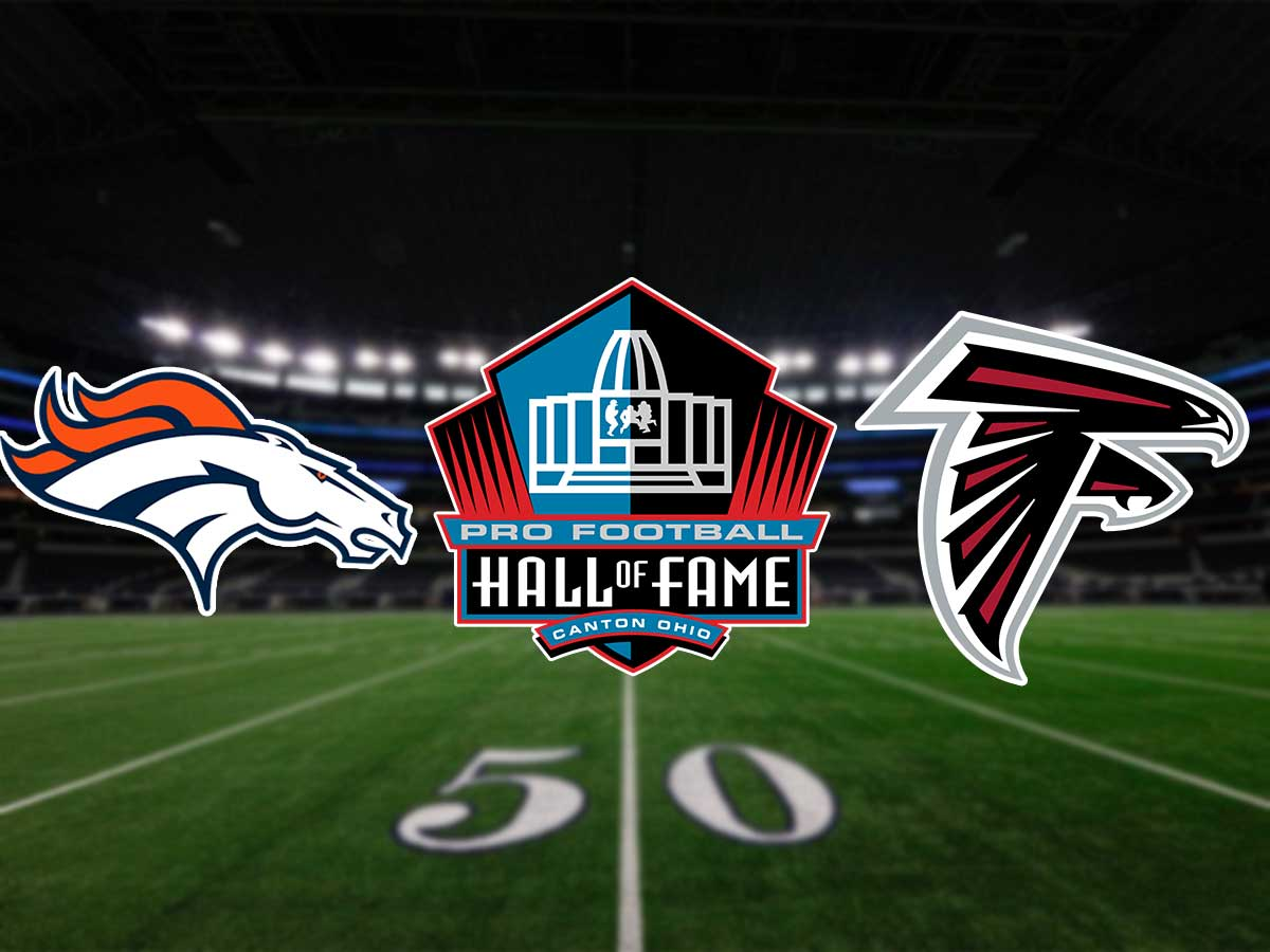 2019 NFL Hall of Fame Game Broncos vs Falcons Betting Odds and Pick