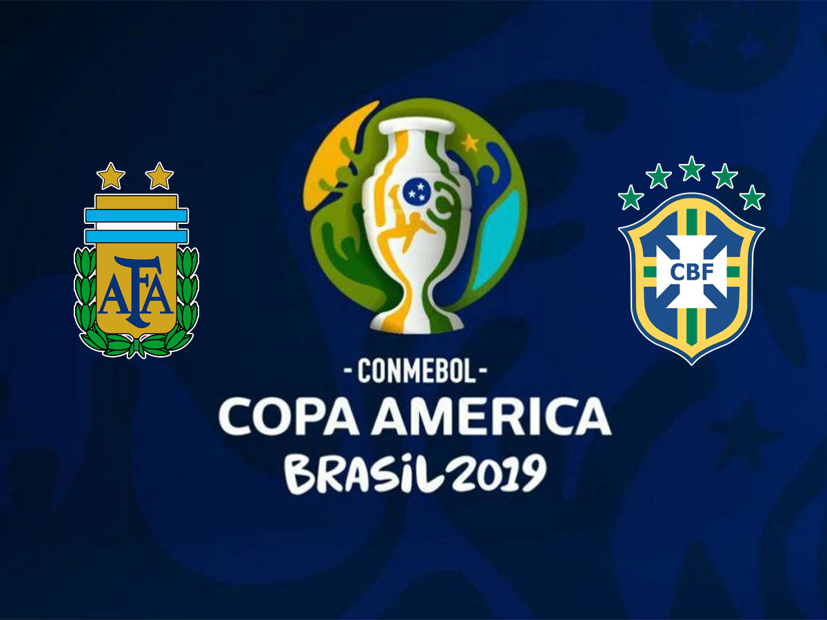 Copa America 2019 Argentina vs Brazil semifinals betting odds and pick