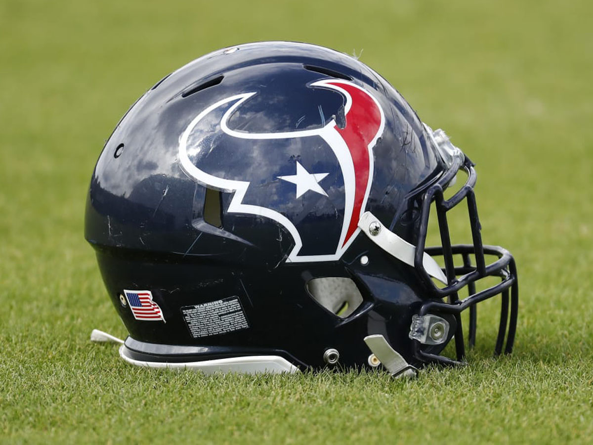 Houston Texans NFL regular season win totals betting