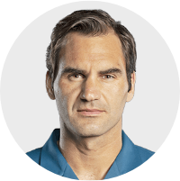 Roger Federer Player Profile Picture