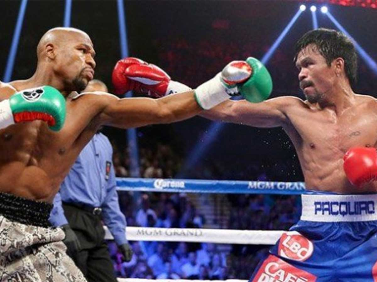 Will Manny Pacquiaos Next Opponent Be Floyd Mayweather boxing betting odds