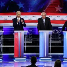 2020 Presidential Candidates Second Democratic Debate Betting Odds