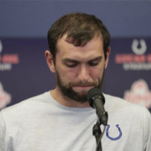 Andrew Luck Retiring Affected NFL Betting Odds And Lines