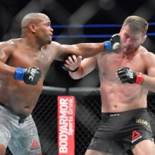 Cormier vs. Miocic 2 - UFC 241 Free Expert Picks And Odds