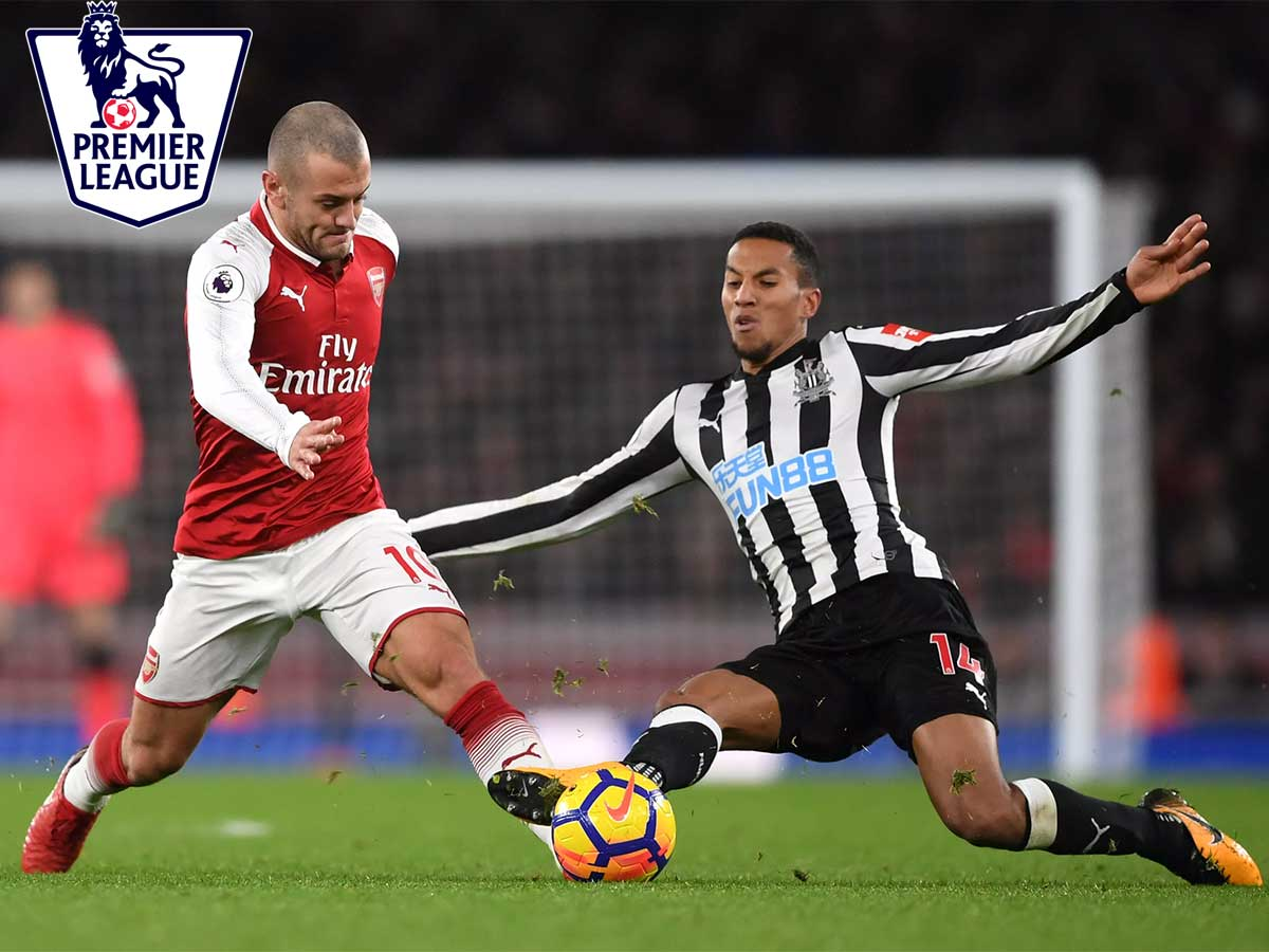 English Premier League Arsenal vs Newcastle Betting Odds and Pick