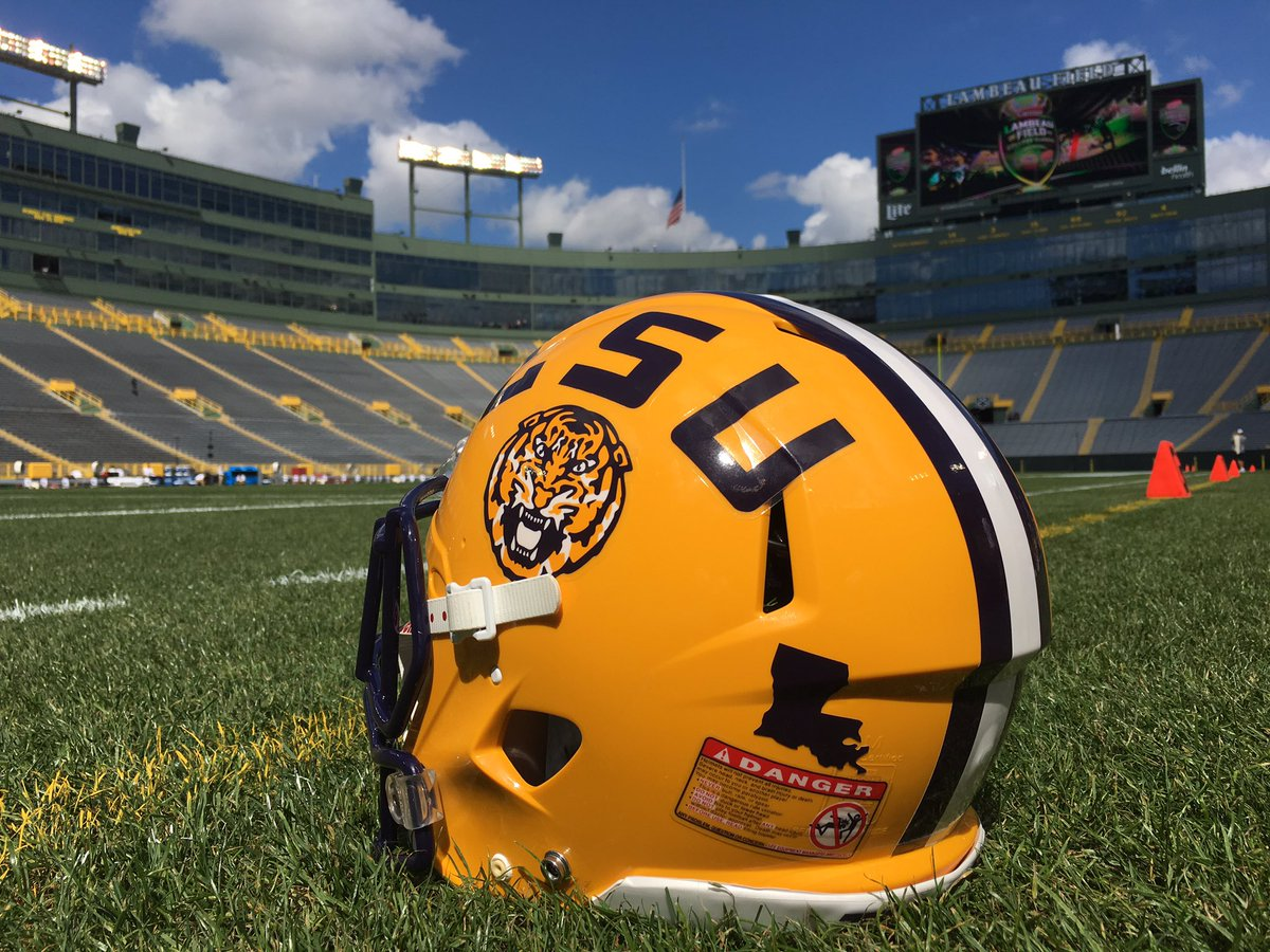 LSU Tigers - College Football Betting Odds and Preview