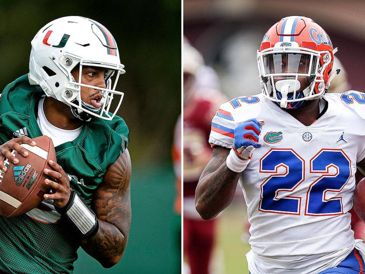 Miami vs. Florida 2019 – College Football Odds And Picks