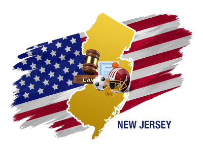 New jersey sports betting legislation the spread nfl betting trends week 7