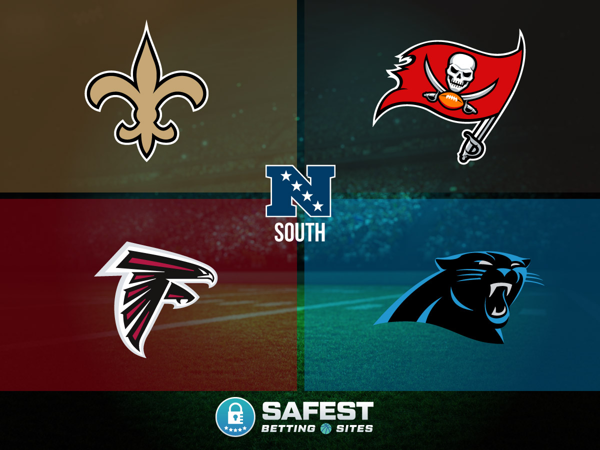 NFC South Divisional 2020 Betting Odds & Futures