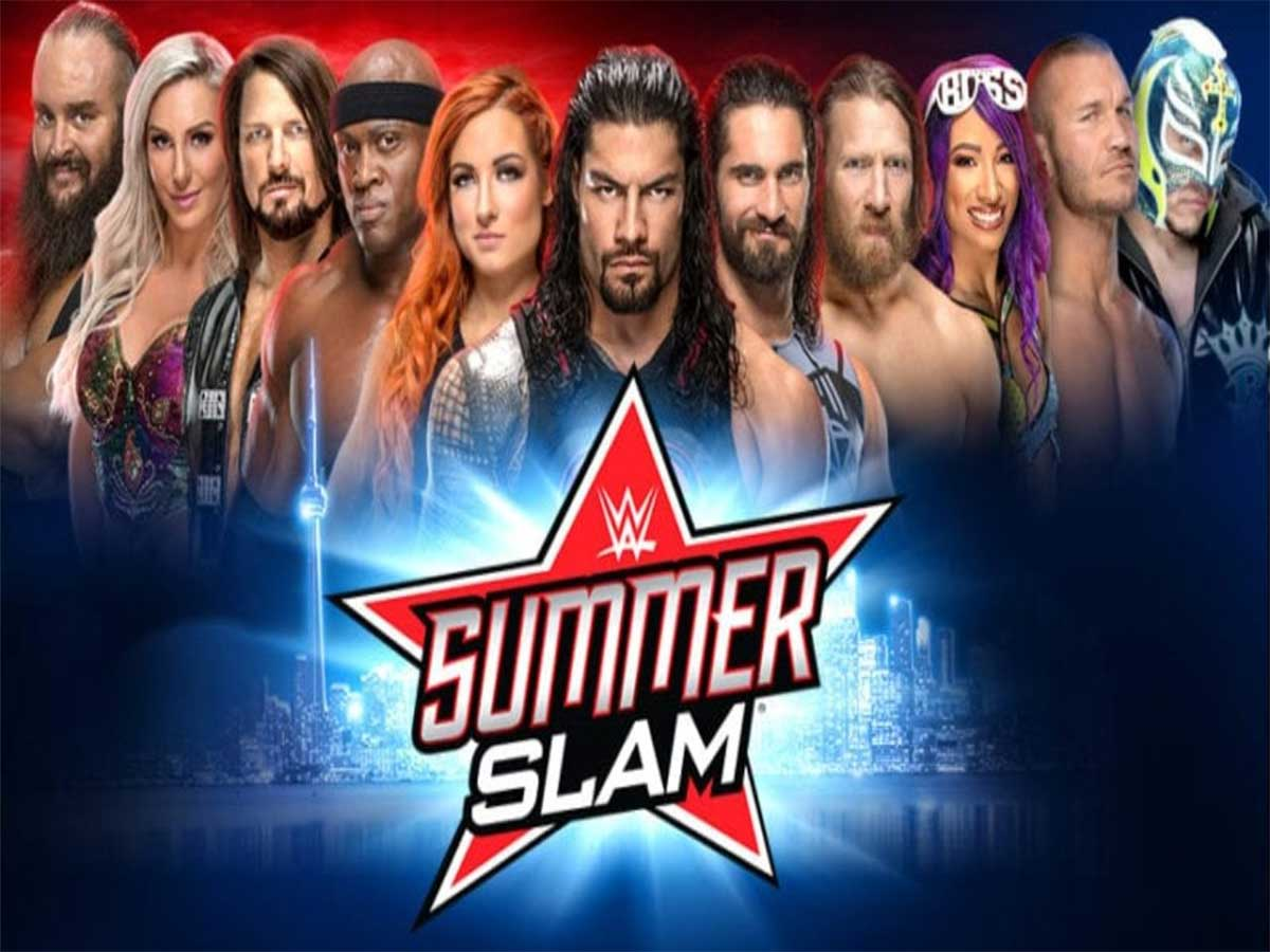 WWE SummerSlam 2019 Betting Odds and Expert Picks