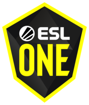 TOP Counter-Strike Events To Bet On – ESL one logo