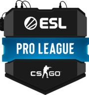 TOP Counter-Strike Events To Bet On – ESL pro league logo 2