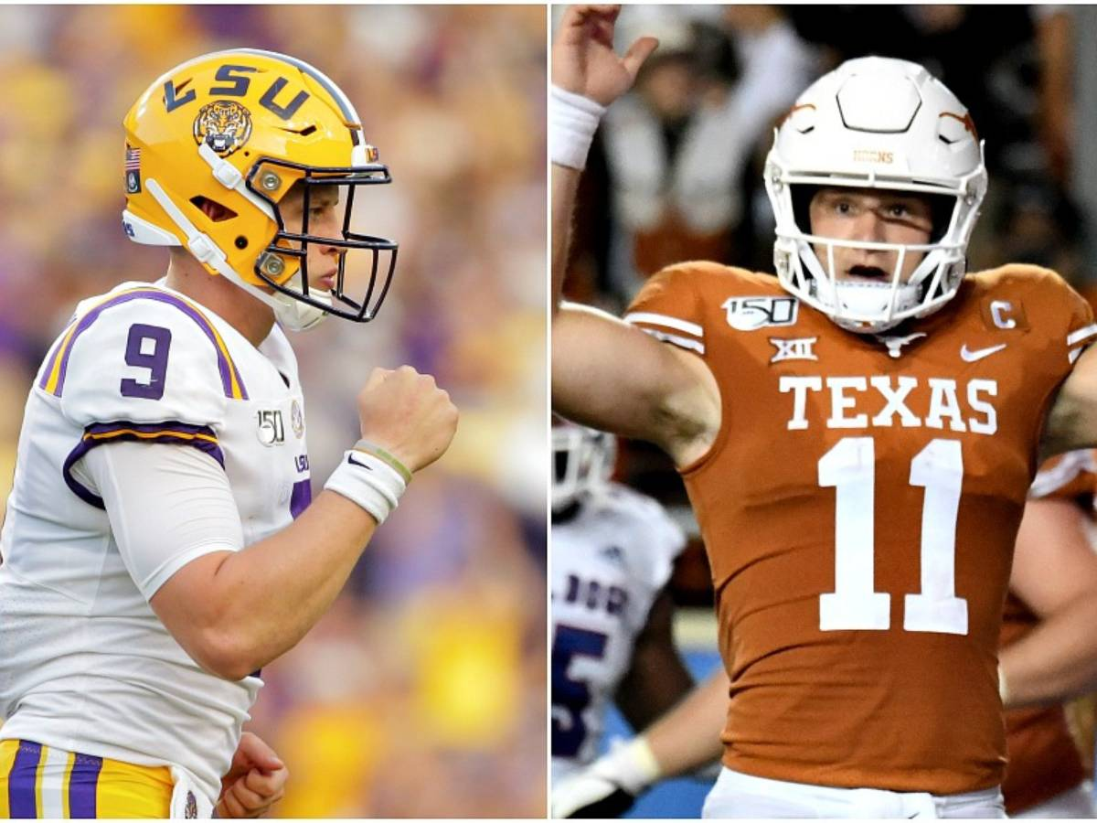 LSU vs. Texas Free Betting Picks