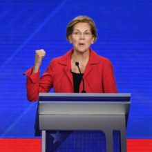 Betting Odds for Democratic Candidates