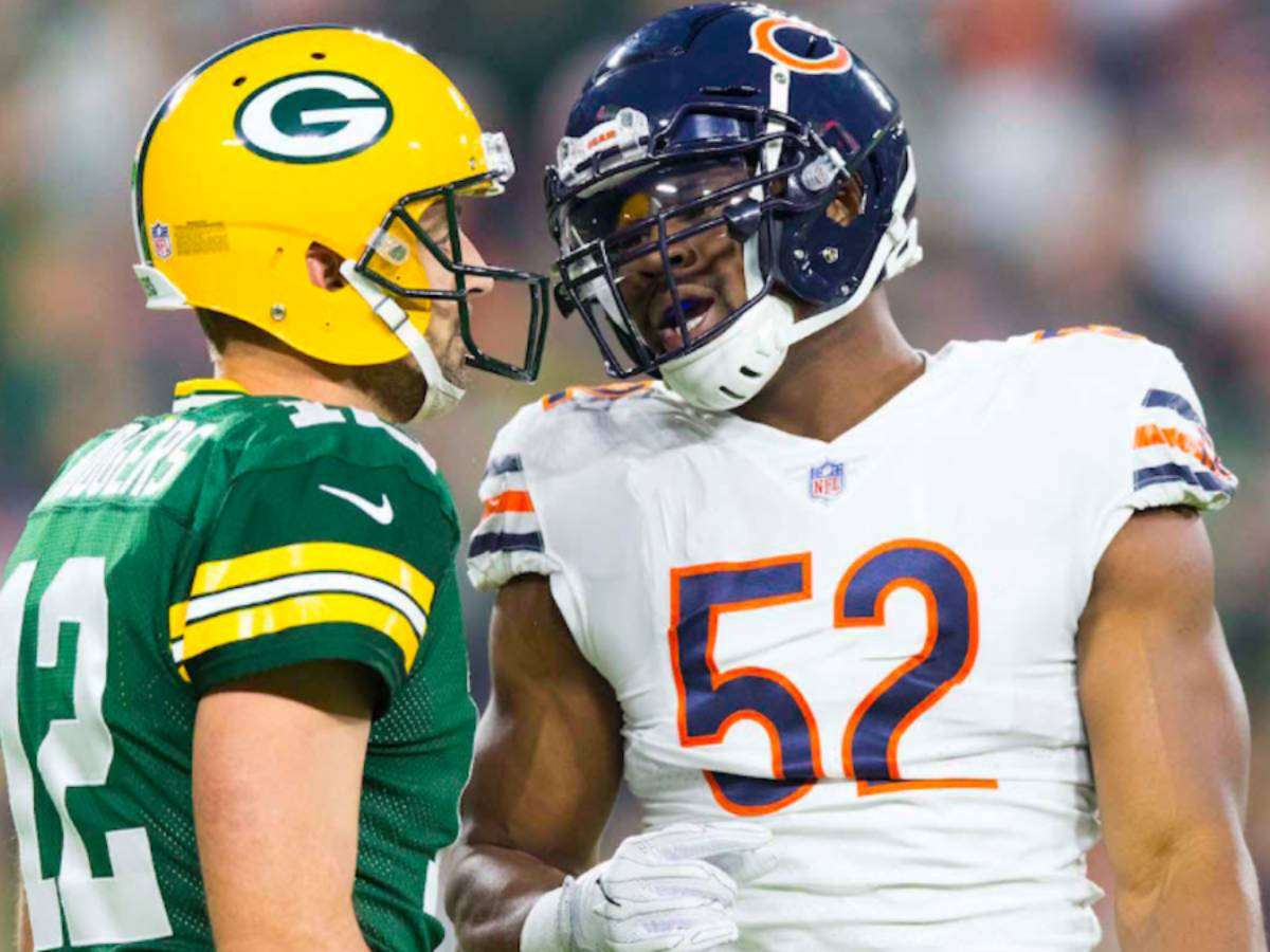 Green Bay Packers vs. Chicago Bears - Odds And Predictions NFL Betting Week One