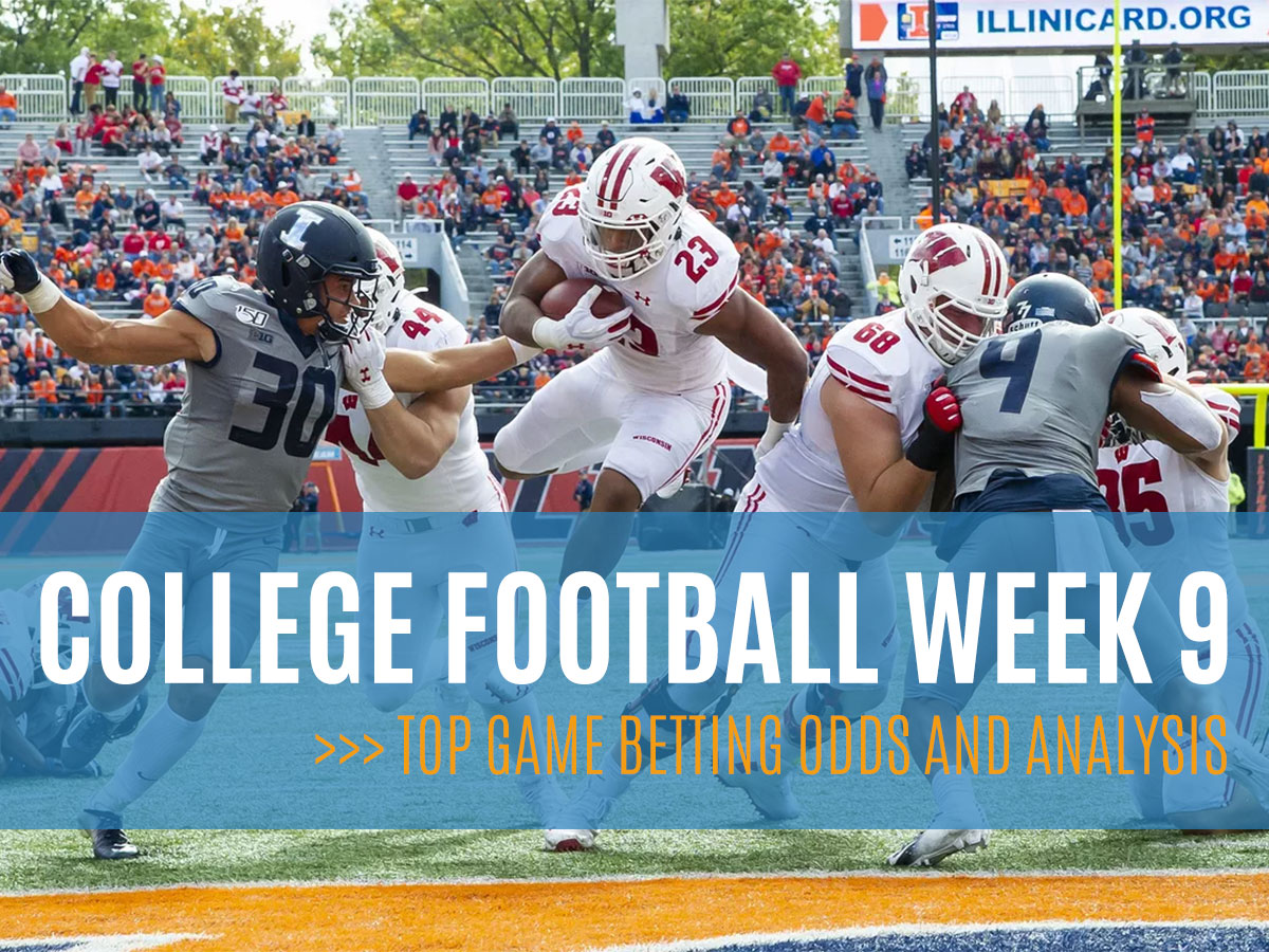 college football betting tips of the week