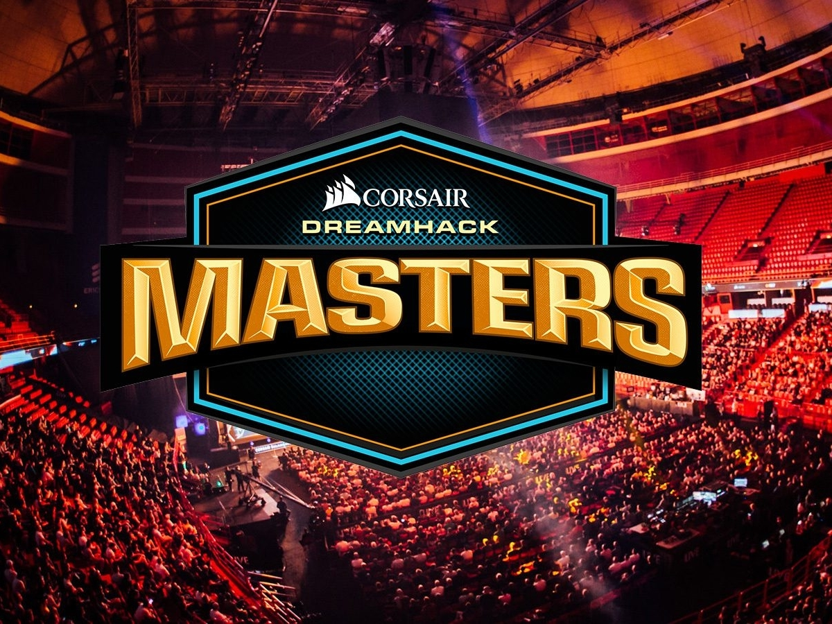 DreamHack Masters Malmö Full Audience in 2019