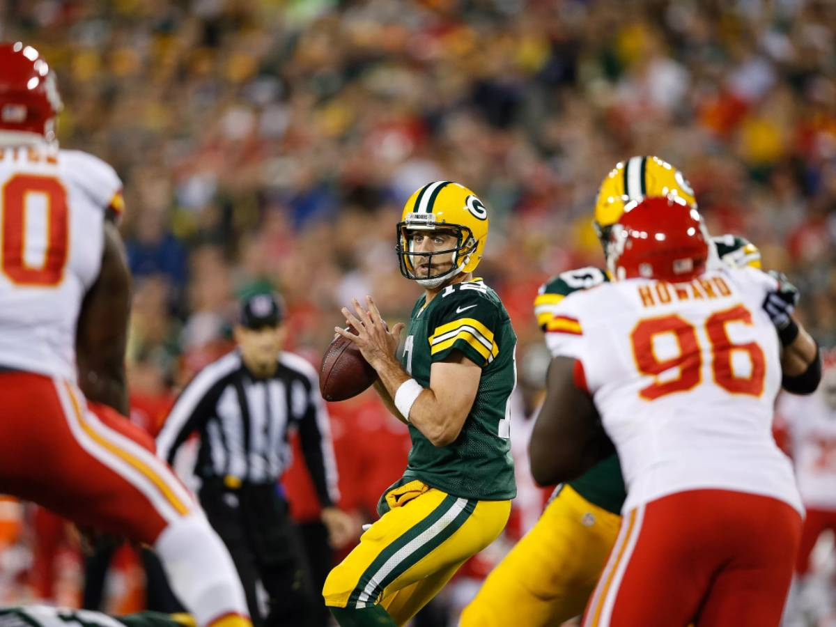 Green Bay Packers Vs. Kansas City Chiefs NFL Week 8 Free Expert Betting Picks And Odds