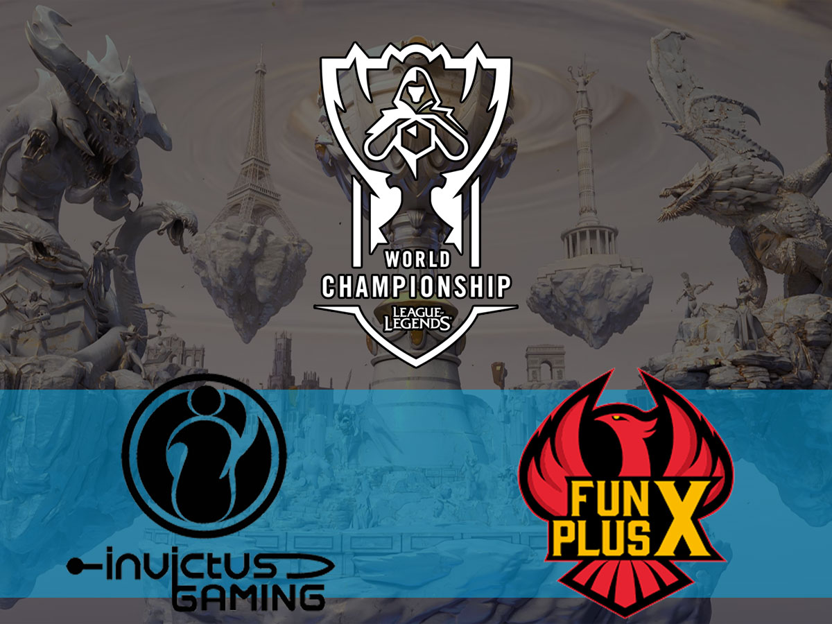 IG vs FPX LoL World Championship 2019 Betting odds and pick