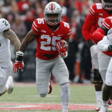 Michigan State at Ohio State College Football Betting Odds and Prediction