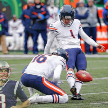 Mike Nugent Replaces Gostkowski as New England Patriots Kicker