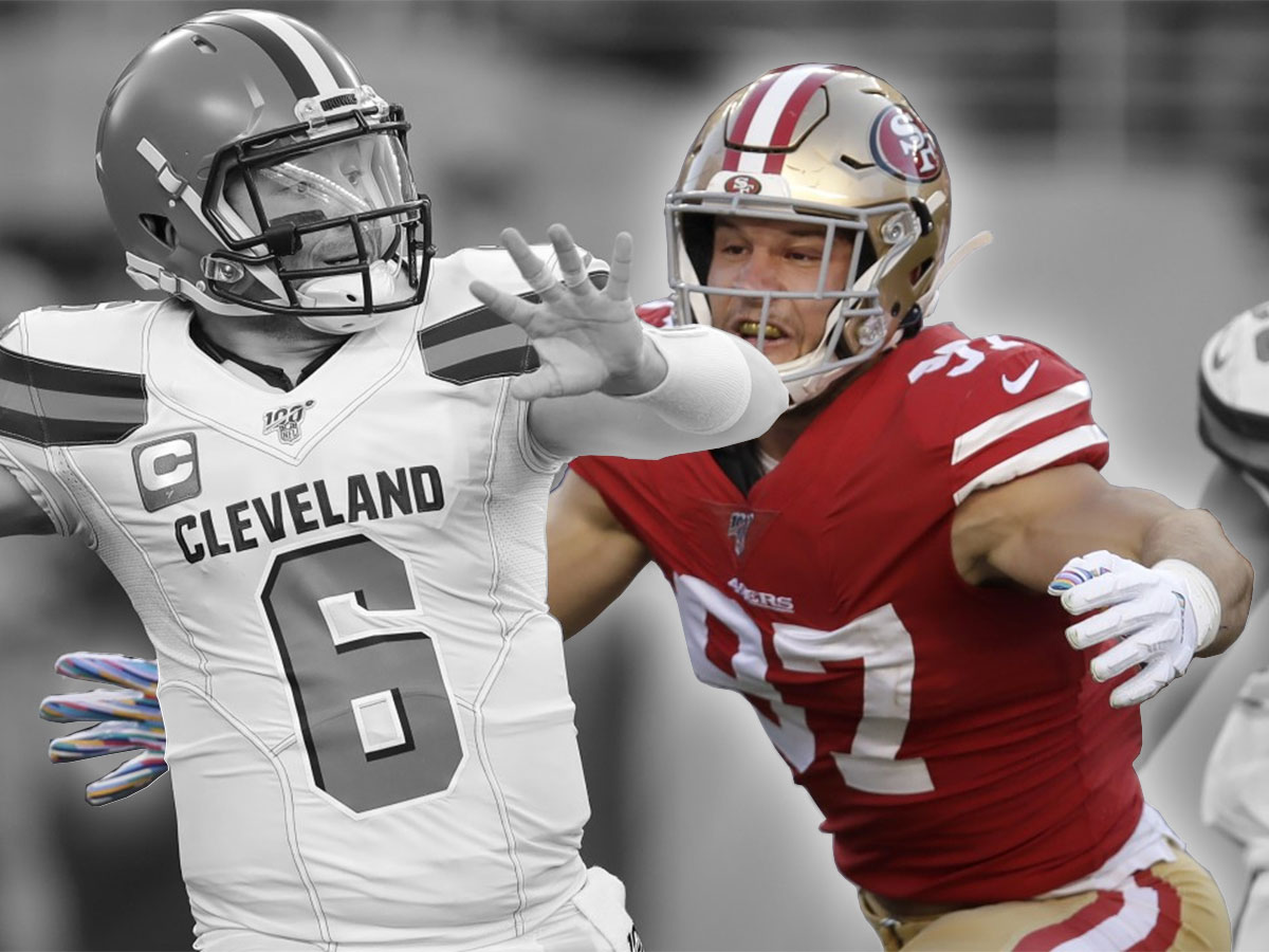 Nick Bosa - NFL Rookie Of The Year Top Contender
