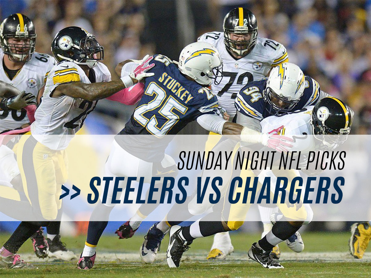 Pittsburgh Steelers vs Los Angeles Chargers NFL Week 6 Betting Odds and Pick