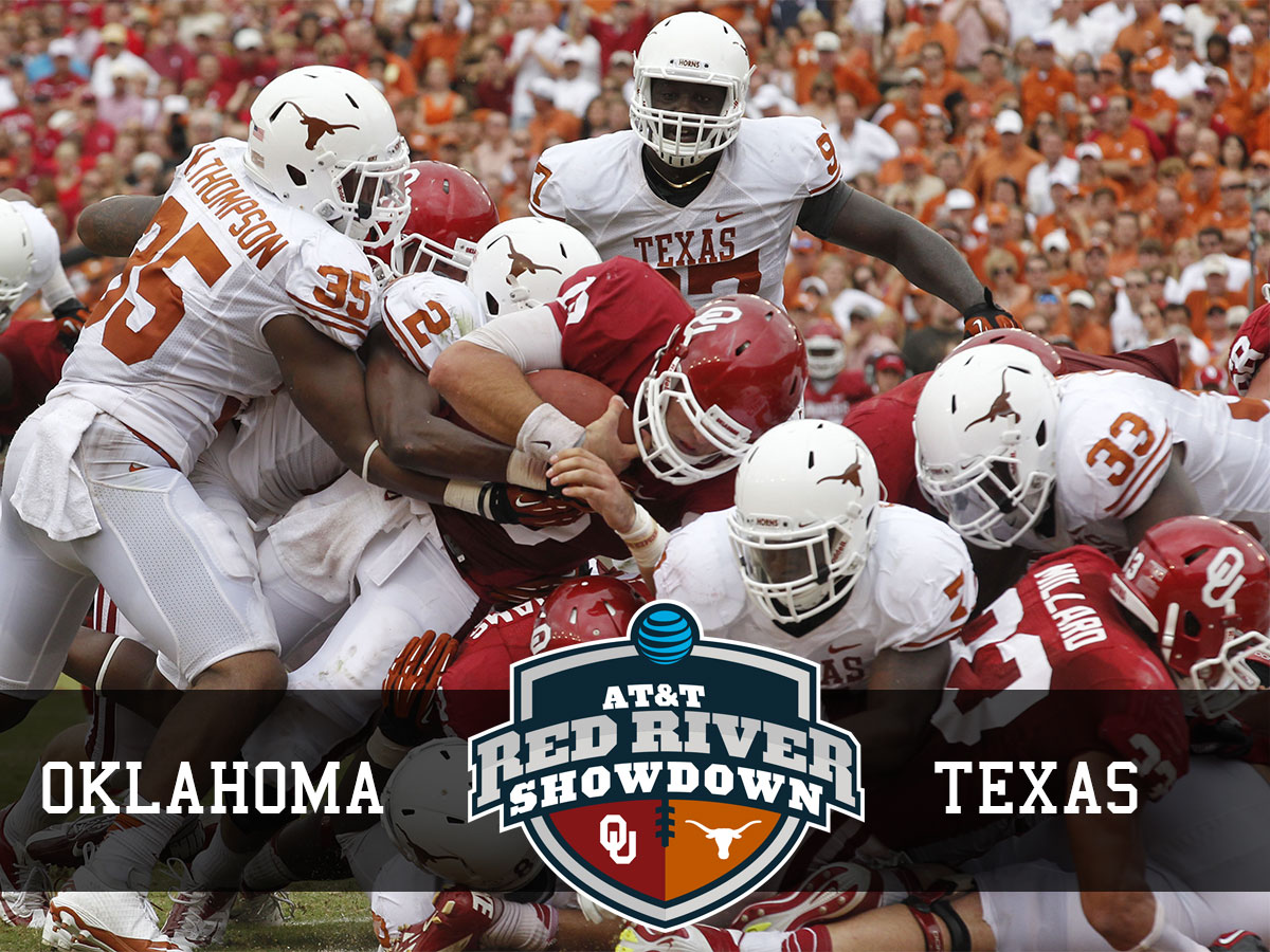 Oklahoma Sooners vs Texas Longhorns Betting Odds and Pick