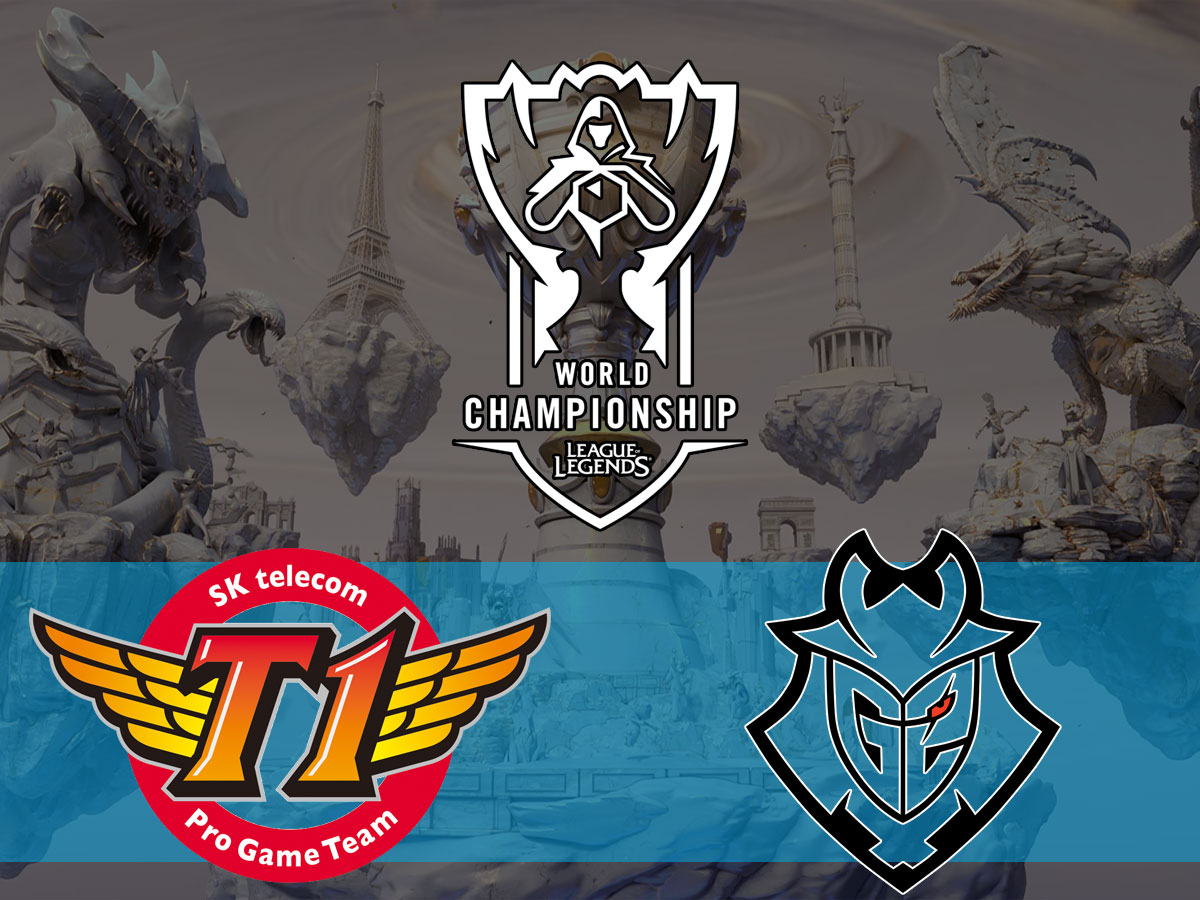 SKT vs G2 LoL World Championship Semifinal 2019 Betting odds and pick