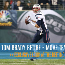 Tom Brady retirement rumors and betting odds