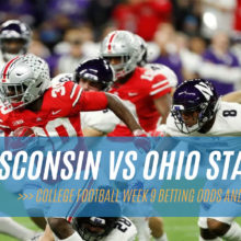 Wisonsin Badgers vs Ohio State Buckeyes Betting Odds And Pick