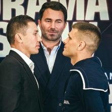 GGG vs. Derevyanchenko Free Expert Picks And Odds