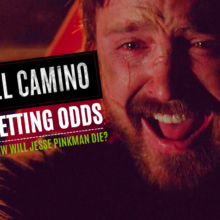 "Breaking Bad Movie ""El Camino"" Betting Odds"