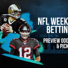 NFL Week 9 Betting Preview Odds