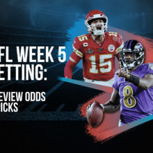 NFL Week 5 Betting Preview Odds And Picks
