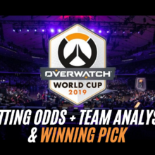 Overwatch World Cup Betting Odds, Team Analysis and Winning Pick