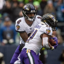Baltimore Ravens at Los Angeles Rams Monday Night Football Betting Odds and Pick