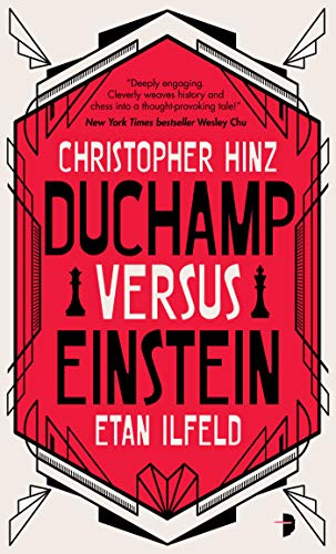 Duchamp Versus Einstein book