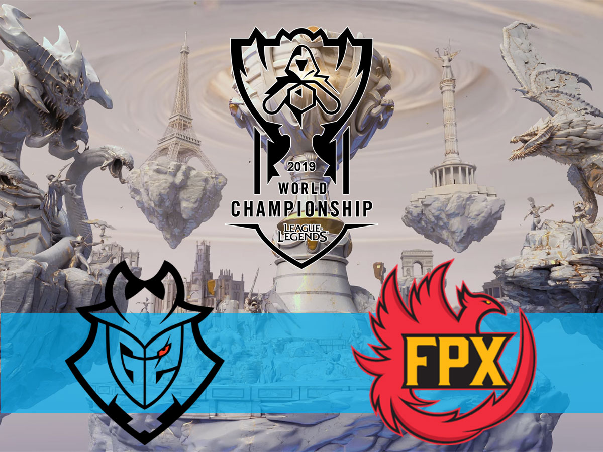 G2 vs FPX League of Legends Worlds Finals Betting Odds and Picks