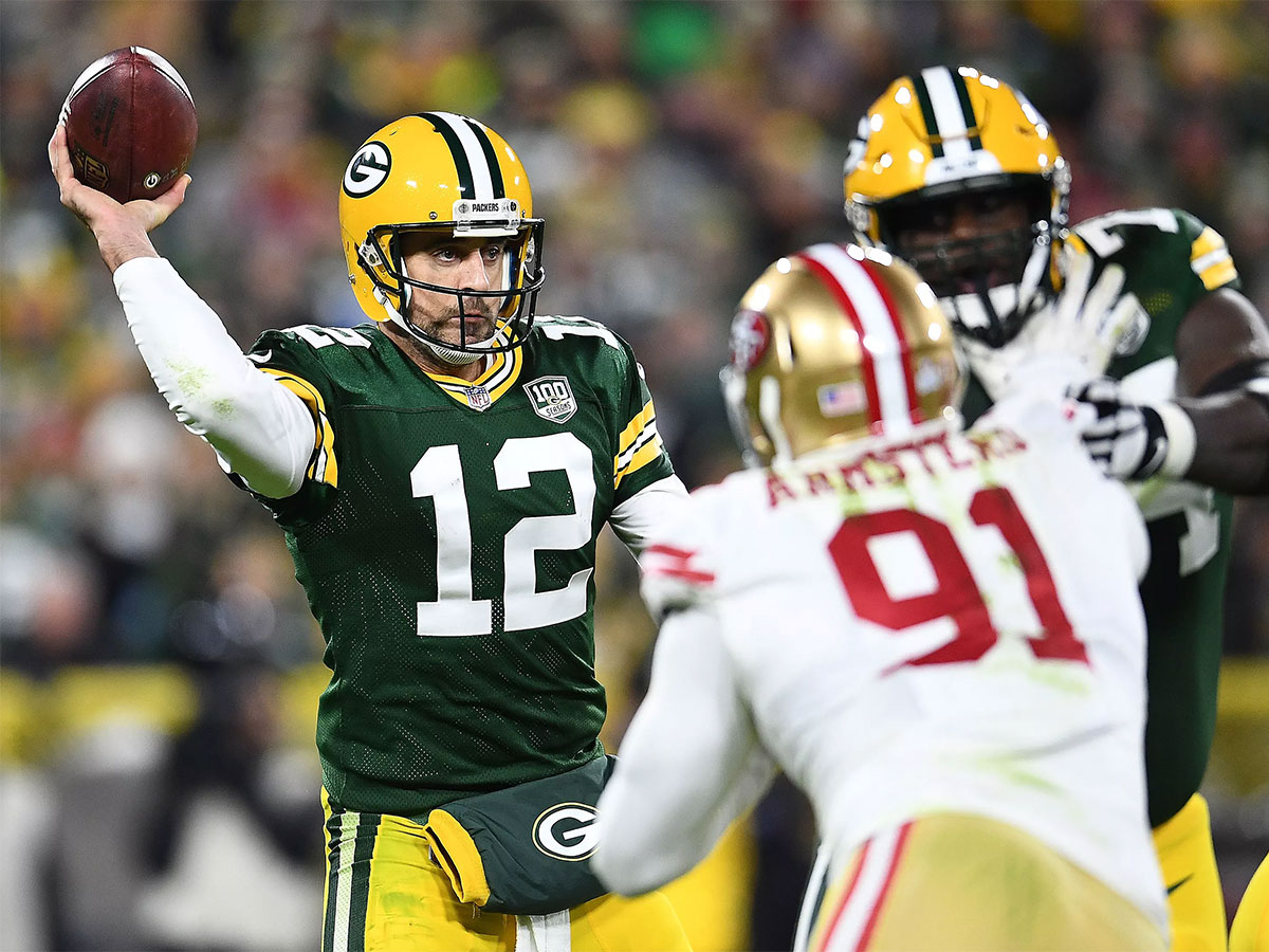 Green Bay Packers vs San Francisco 49ers NFL Week 12 Betting Odds and Pick