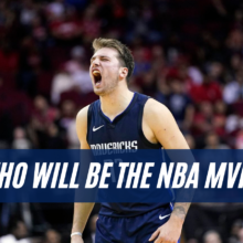 Luka Doncic – Odds on winning the NBA MVP Award