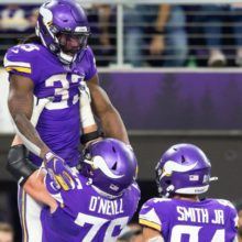 Vikings Vs. Seahawks NFL Week 13 Betting Picks