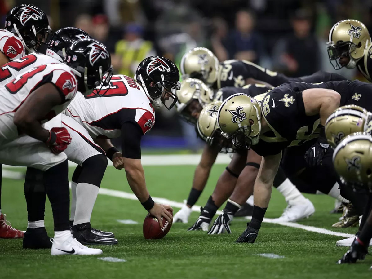 New Orleans Saints at Atlanta Falcons 2019 Thanksgiving NFL Game Betting odds and pick