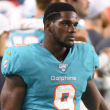 Miami Dolphins RB Mark Walton Suspended for 4 games