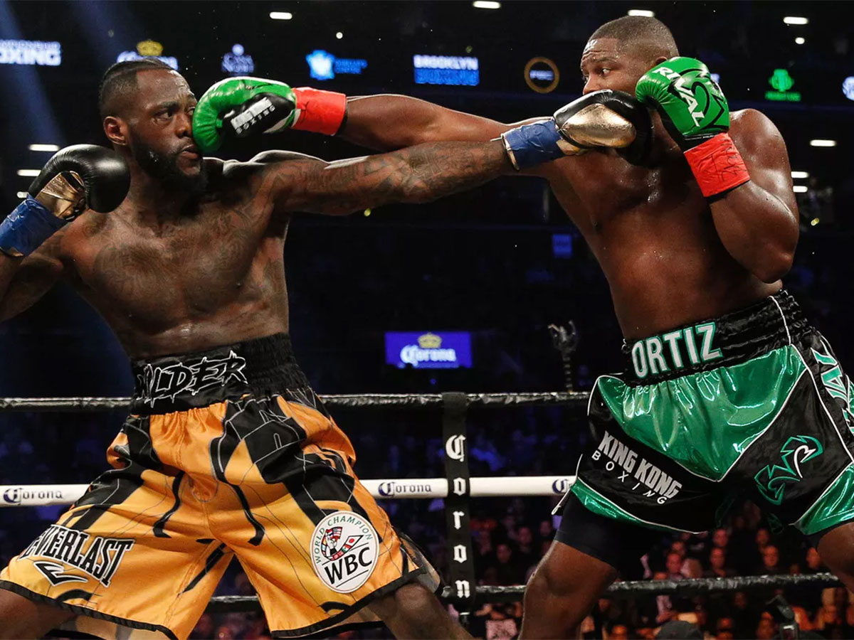 Deontay Wilder Vs Luis Ortiz boxing betting odds and picks